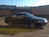 Honda Accord Coupe 2.2 es, 1997