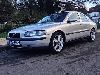 Volvo S60 D5, 2004