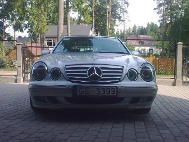 Mercedes-Benz E 320 , 2000