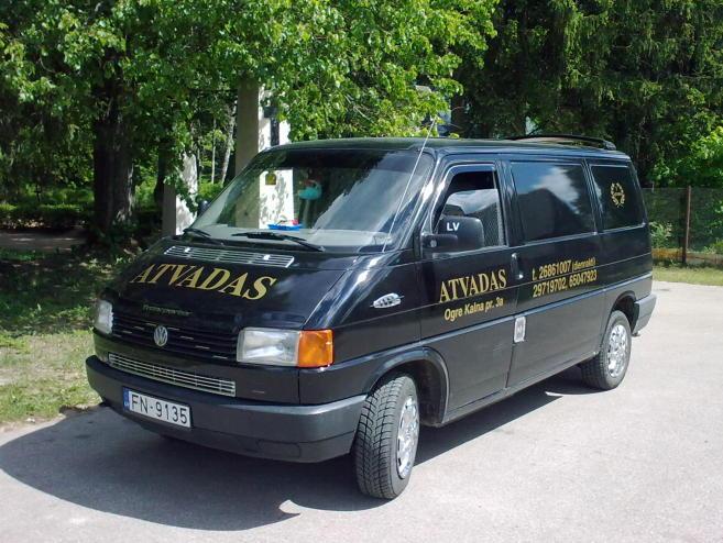 VW T4 Caravelle , 1996