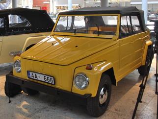 VW KUBELWAGEN , 1976