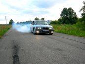 BMW 320 e36.lv, 1993