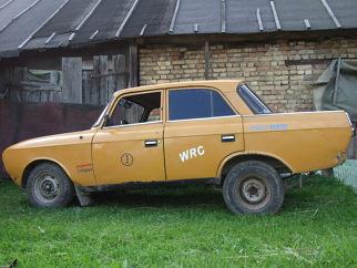 IZH 412 , 1989