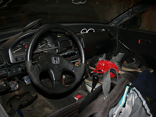Honda Dark-Angel , 1991