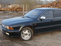 Mitsubishi Sigma 3.0 V6, 1991