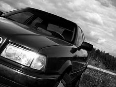 Audi 80 kā kopsi tā ripos., 1992