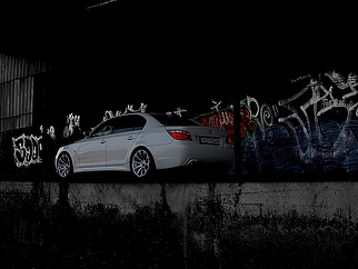 BMW D M-PAKET ALPINWEISS 3 , 2007
