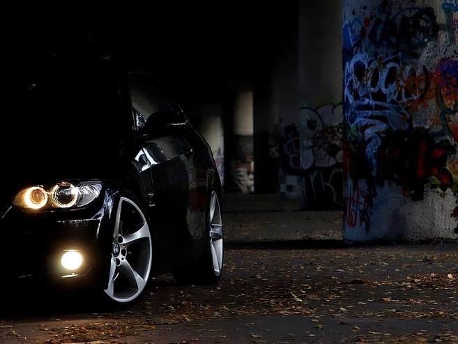 BMW 335 D M-SPORTPAKET, 2007