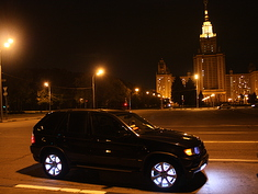 BMW X5 BlackSpirit, 2002