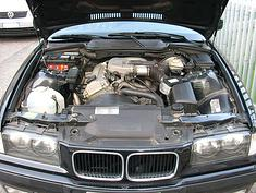 BMW 320 Žurķis, 1994