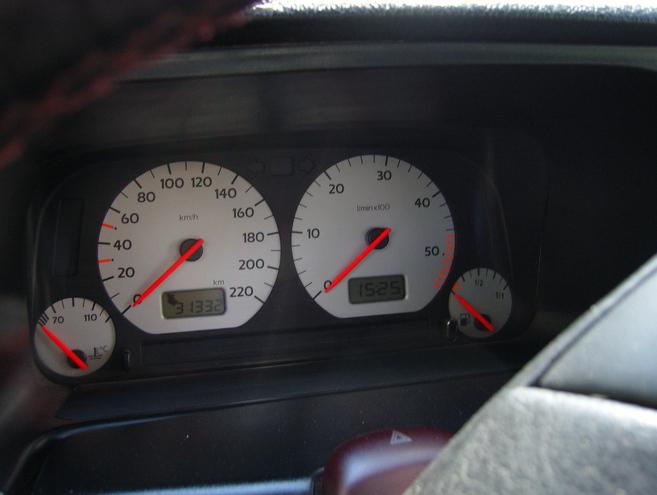 VW Golf TDI, 1996
