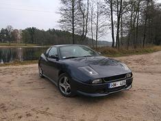 Fiat Coupe 20v Turbo LE 0008, 1998