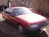 Opel Omega Sarkanais, 1989