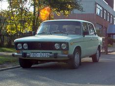 VAZ 2106 Zaļais, 1985