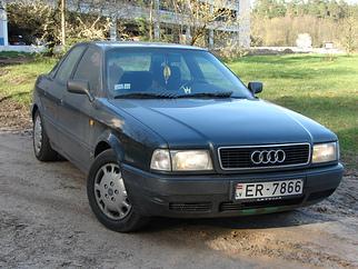 Audi Auģiks , 1991