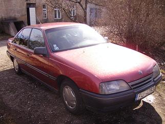 Opel Sarkanais , 1989
