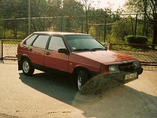 VAZ Devjatka , 1989