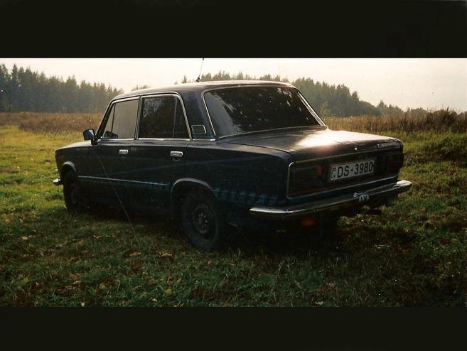 VAZ 2103 Mellene, 1975