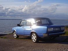 VAZ 2107 Smukais žigulīc, 1995