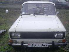 AZLK 2140 BS-8047, 1987