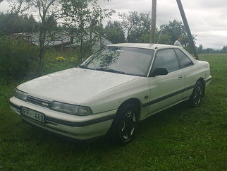 Mazda 626 coupe , 1990