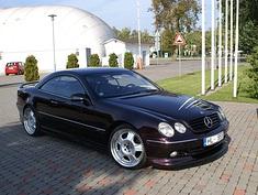 Mercedes-Benz CL 500 Opera, 2000