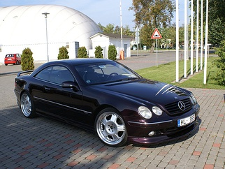 Mercedes-Benz CL 500 Opera, 2000