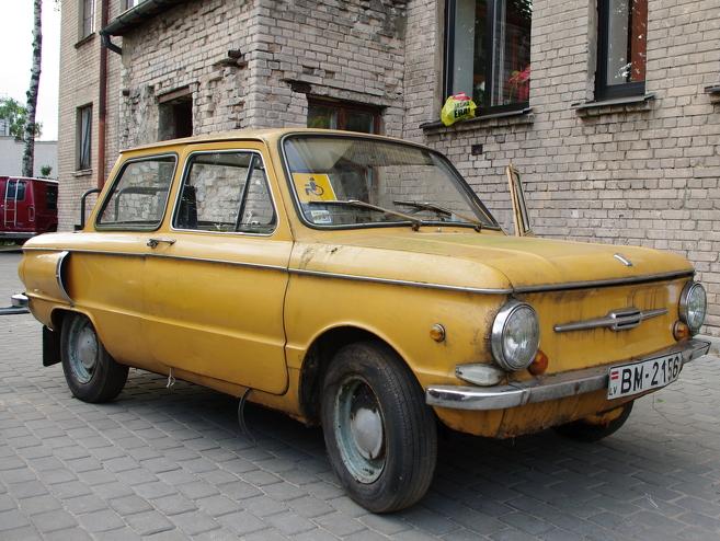 ZAZ 968 A, 1978