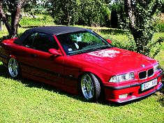 BMW 330 D E36 kabrio, 1996