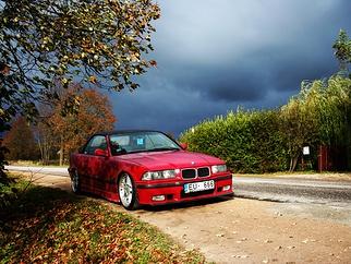 BMW D E36 kabrio , 1996