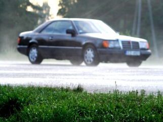 Mercedes-Benz 300 CE, 1990