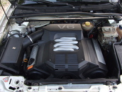 Audi Coupe 2.6 v6, 1992