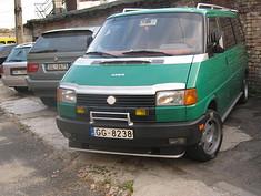 VW T4 Caravelle busiņš, 1993