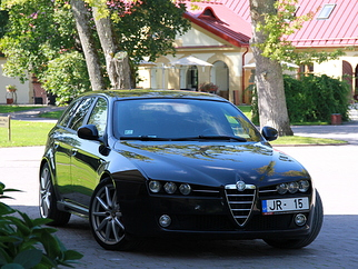 Alfa Romeo 159 Ti, 2008