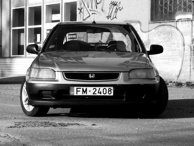 Honda Civic , 1995