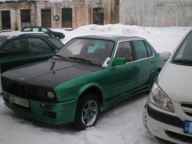 BMW 325 , 1984