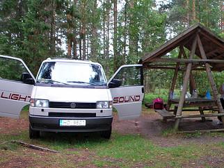 VW SKAŅA UN GAISMA , 1995