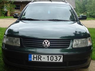 VW B5 Green Monster , 1999