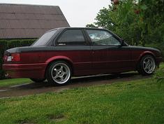 BMW 318 V8  4.0, 1990