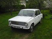 VAZ 2101 Baltais Gulbīts, 1970
