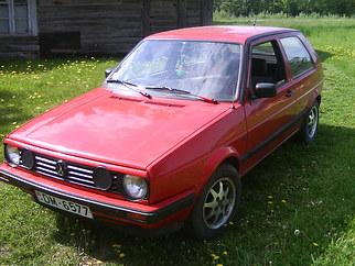VW mk2 , 1988