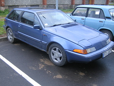 Volvo 480 GS Turbo, 1994