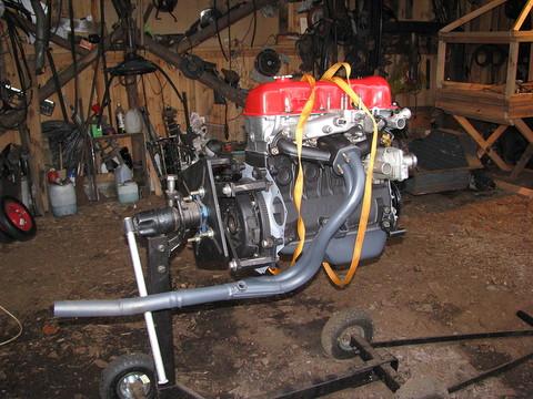 VAZ ar 1.5L dzinēju, Update-2 ar 1.6L dzinēju