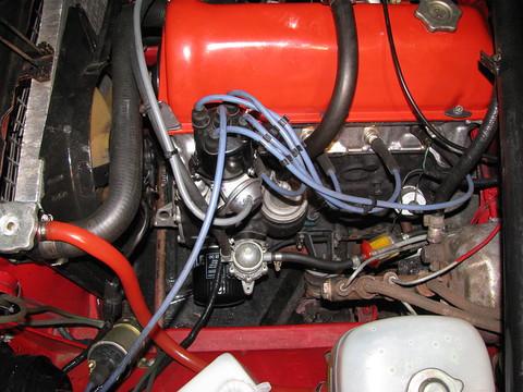 VAZ ar 1.5L dzinēju, Dzinēja apkope