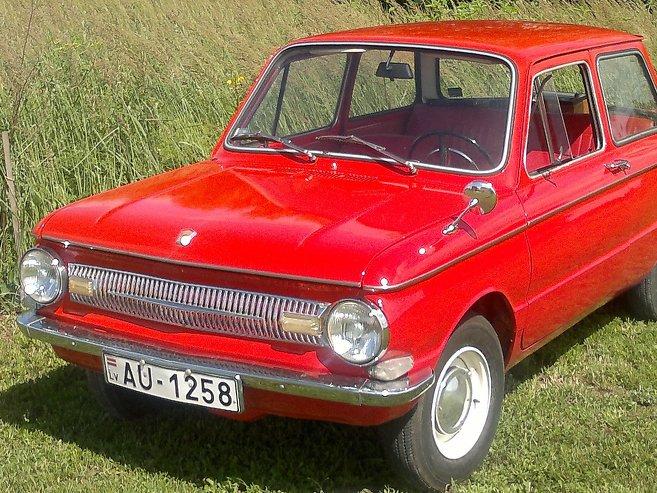 ZAZ 968 , 1975
