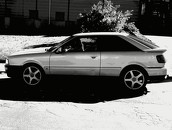 Audi Coupe R8, 1989
