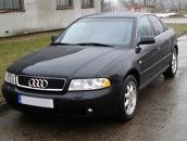 Audi QUATTRO 2.8b 193z 30v, 2000