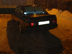 Ford Sierra 2.0CL, 1988