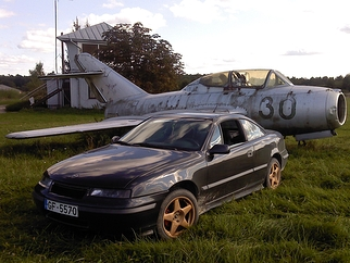 Opel Meisele , 1991