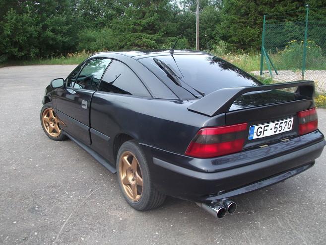 Opel Calibra Meisele, 1991